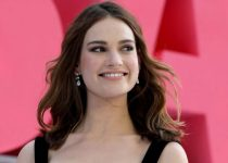 Lily JamesBiography