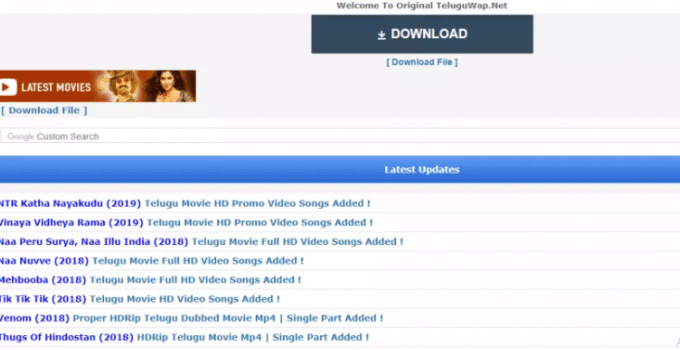 telugu hd movies download sites