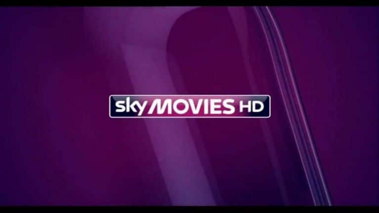 Sky Movies Website