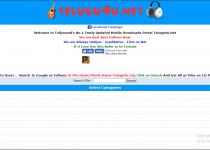 Telugu4U Website