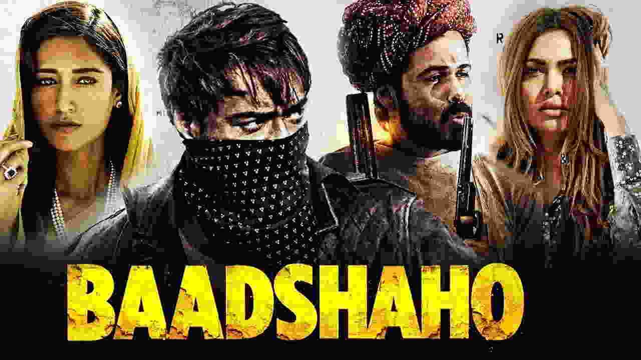 Baadshaho Full Movie Download