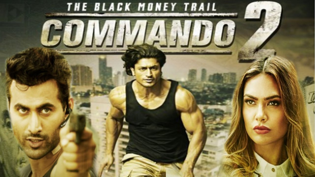 Commando 2 Full Movie Download