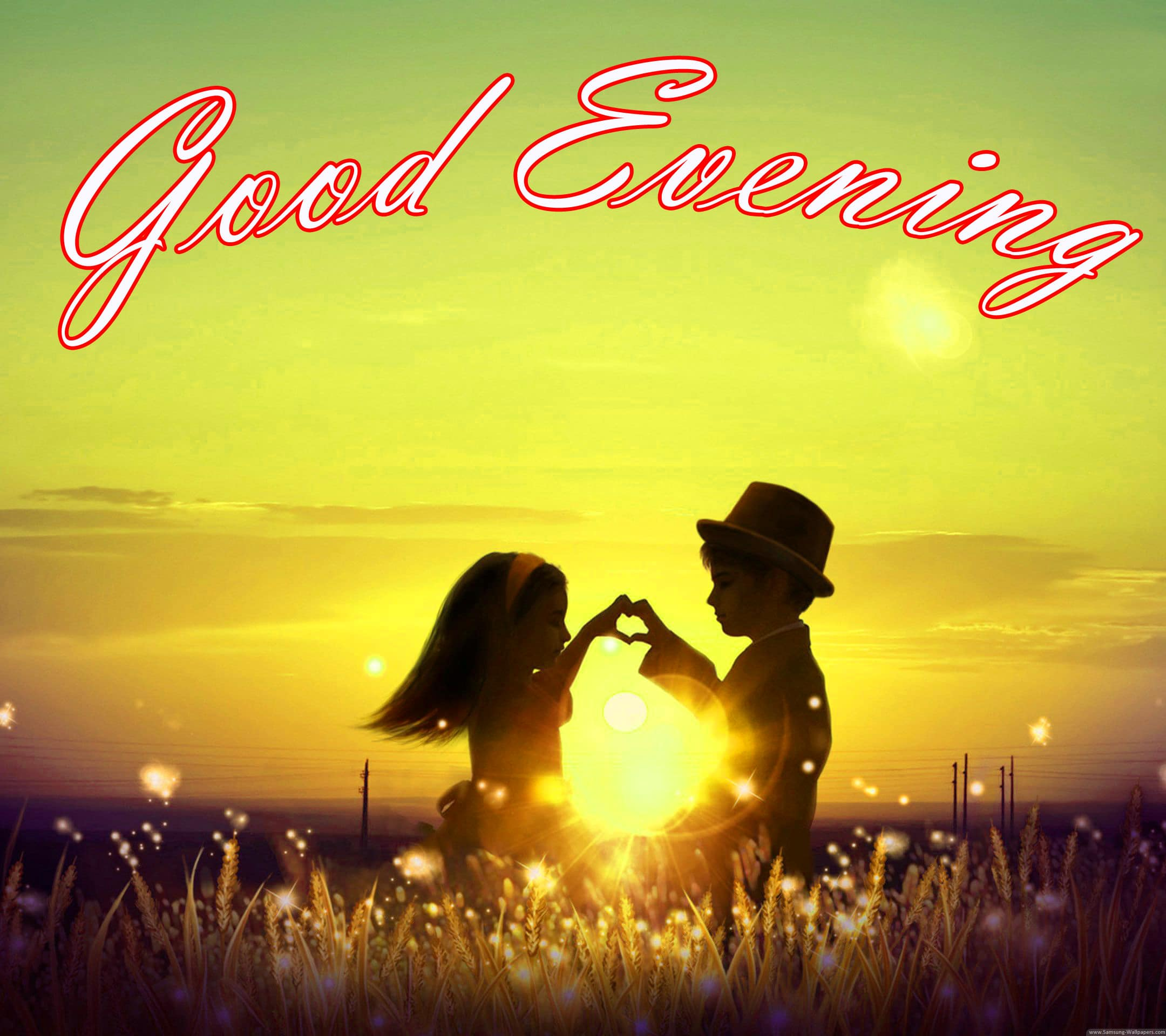 Good Evening Images For Love