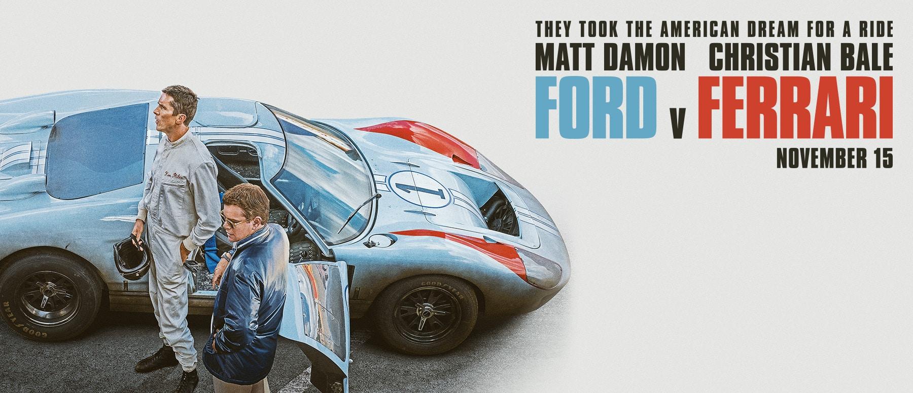 Ford V Ferrari Full Movie Download leaks on Tamilrockers