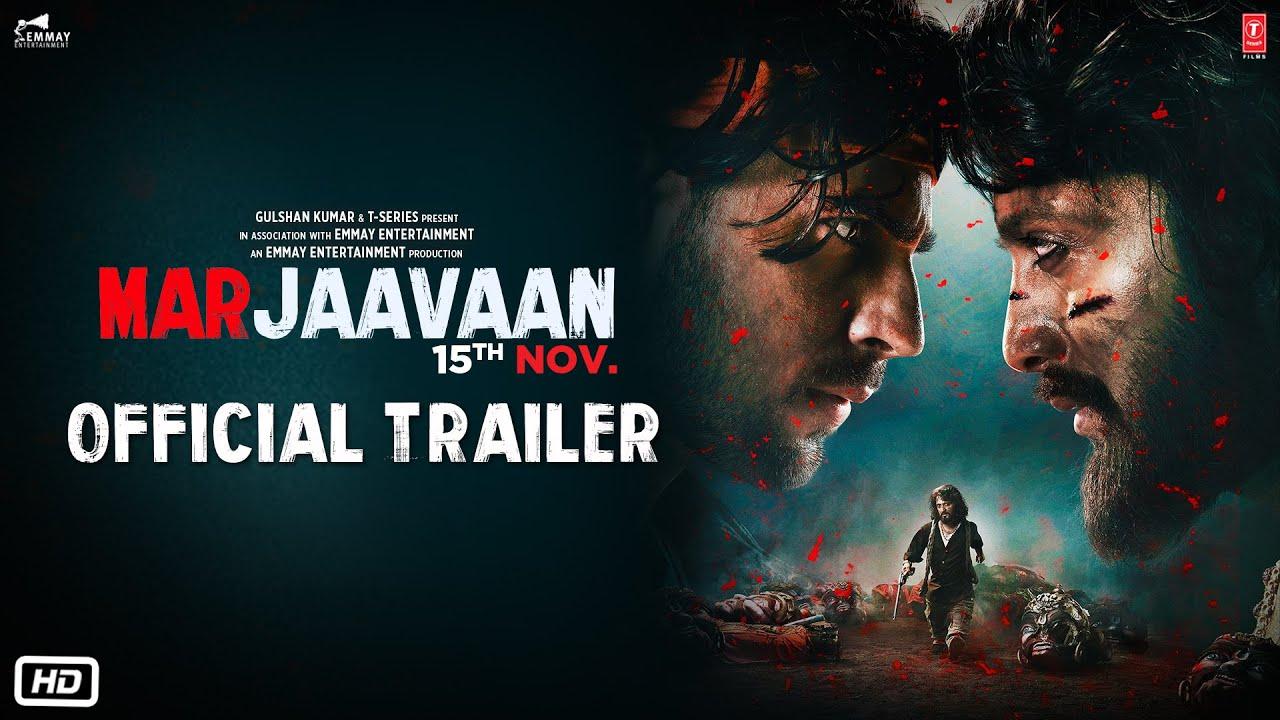 Marjaavaan Full Movie Download leaks On Filmywap
