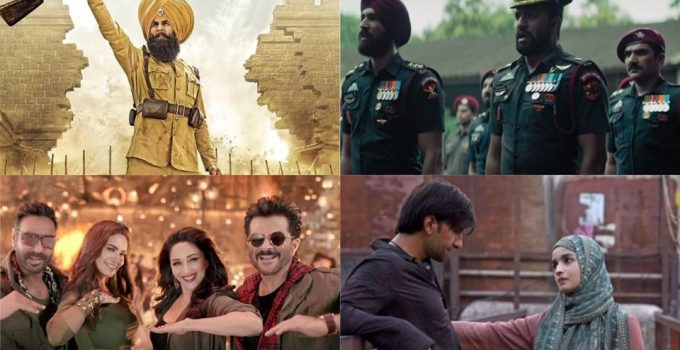 2019 Top Bollywood Movies Box Office Collection