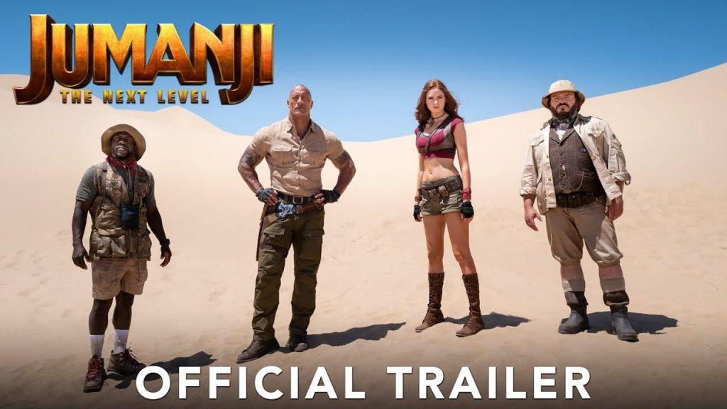 Jumanji The Next Level Full Movie Download