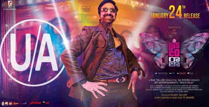 Disco Raja Full Movie Download