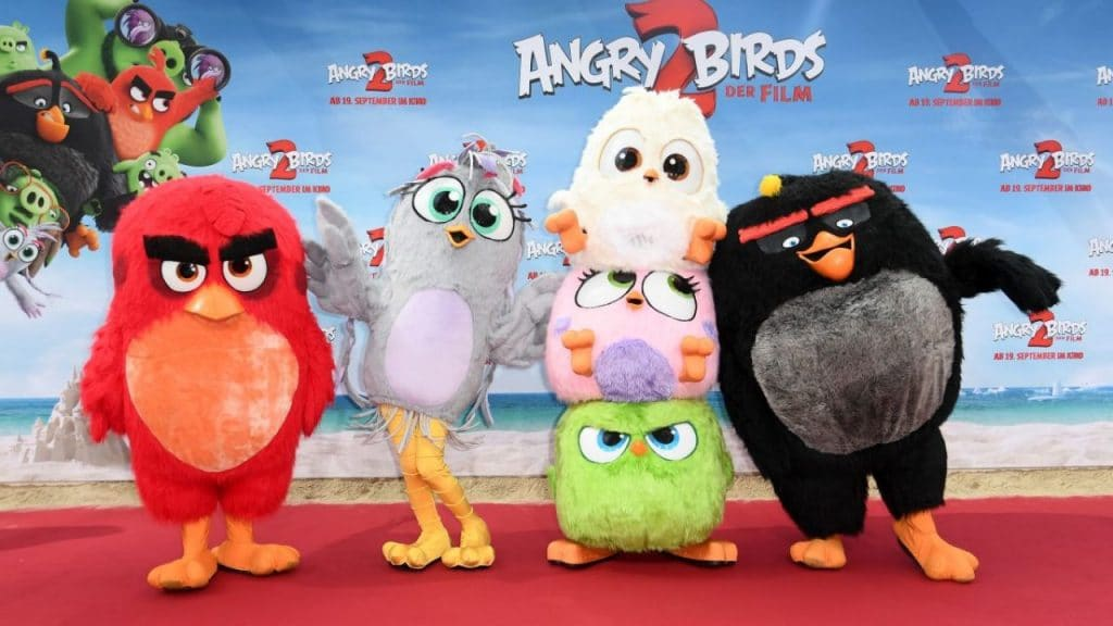 Angry Bird: Summer Madness Web Series