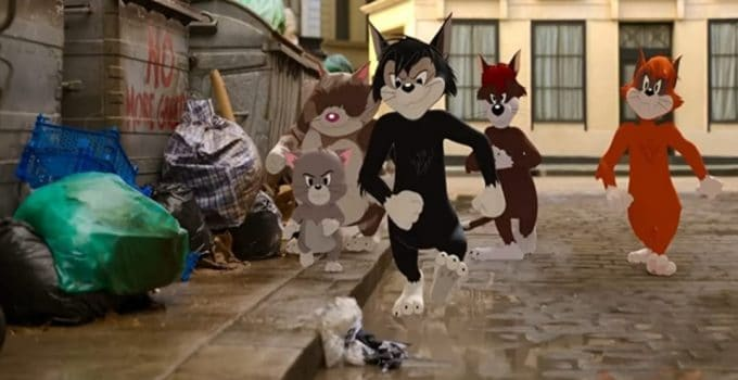 Tom and Jerry Full Movie Leaked