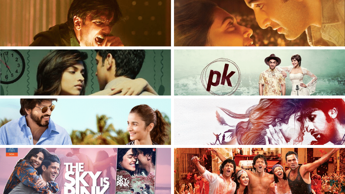 5 Most Watched Indian Movies of All Time